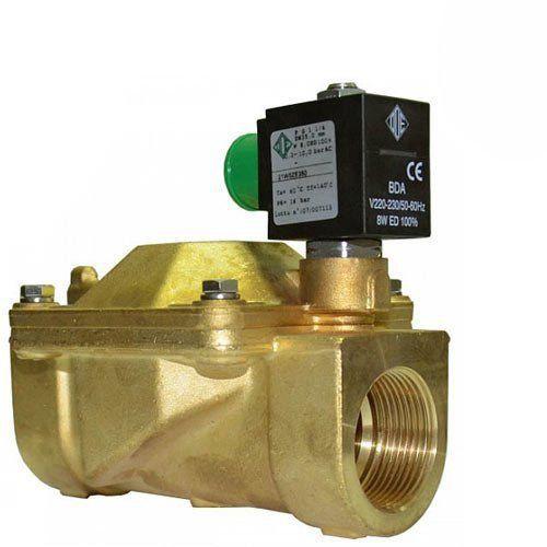 1082496cd75 Клапан электромагнитный ODE 21W6KV400 непрямого действия НЗ 1 1 2 ...