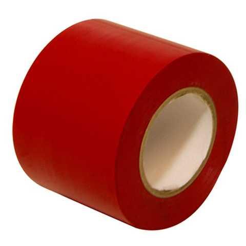 красная широкая лента